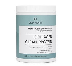Marine Collagen Clean Protein 300g, VILD NORD